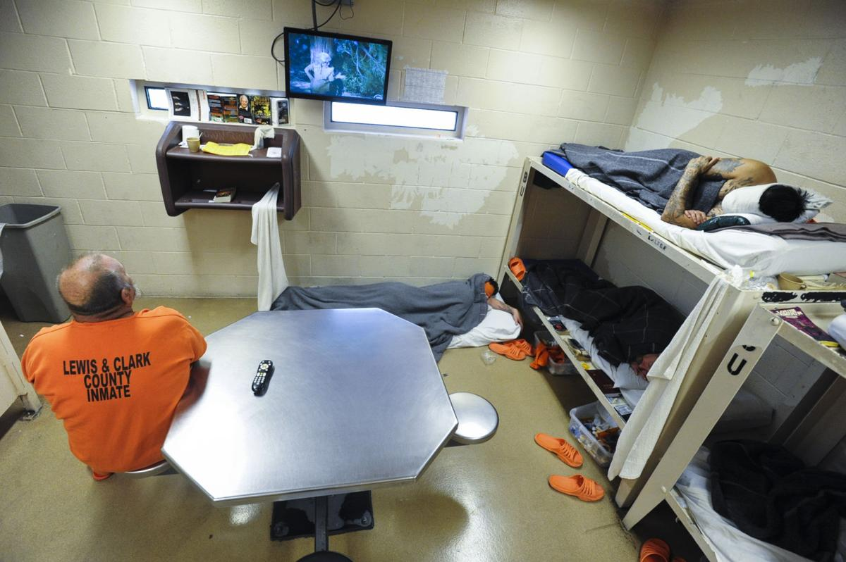 Full House: Life inside the Lewis and Clark County Detention