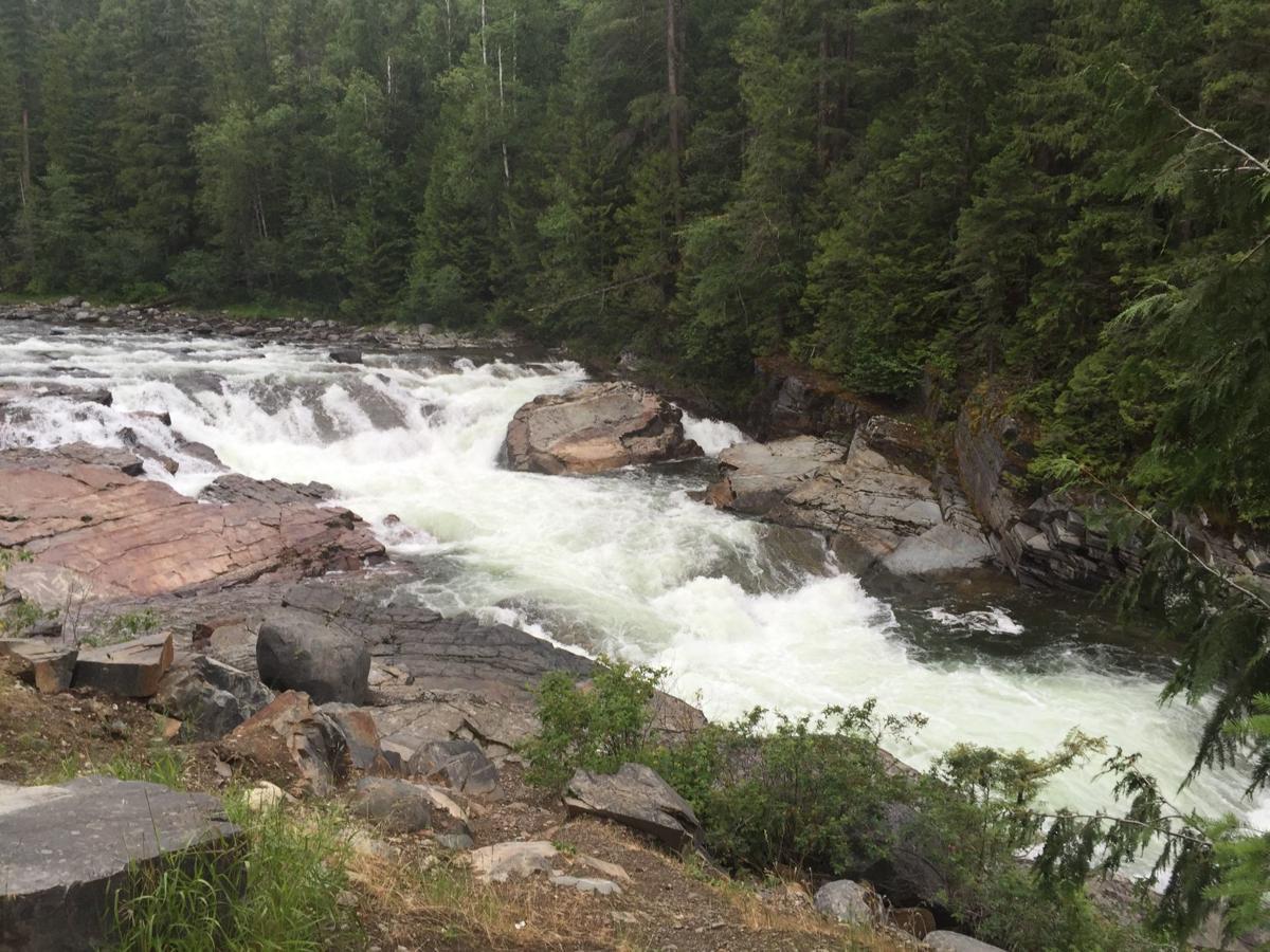 Yaak Falls