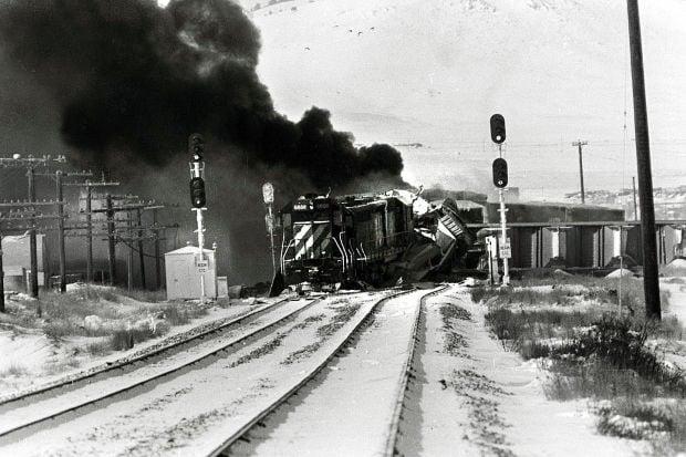 train crash 25th