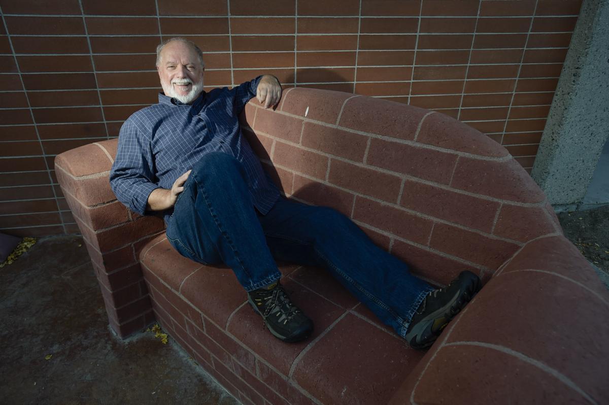 Ralph Esposito, sculptor and Carroll College professor,