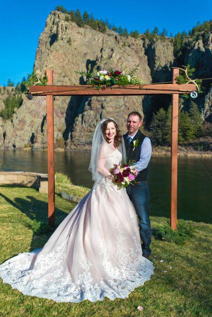 Bartz and Holbrook Wedding
