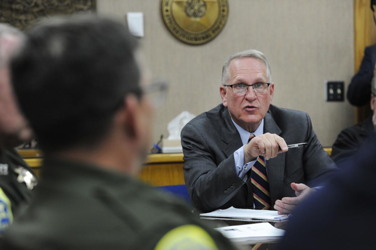 Attorney General Tim Fox