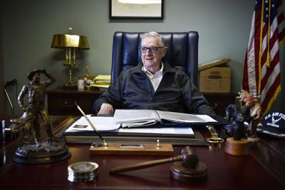 Senior U.S. District Court Judge Charles C. Lovell