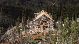 Rebuilding Sperry Chalet: 'They will not take snow for an answer'