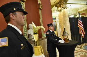 First responders honored at Helena 9/11 ceremony