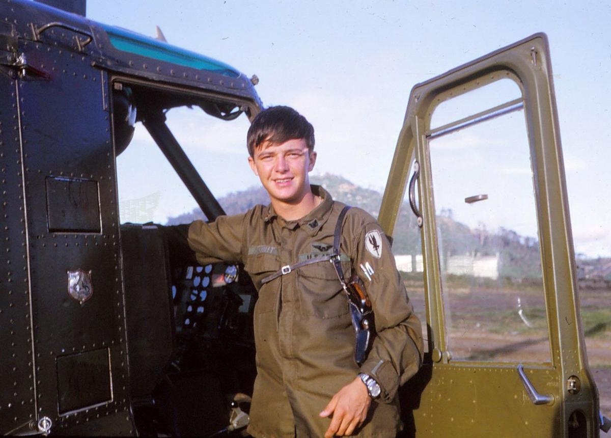 Vietnam veteran Ken Inabnit