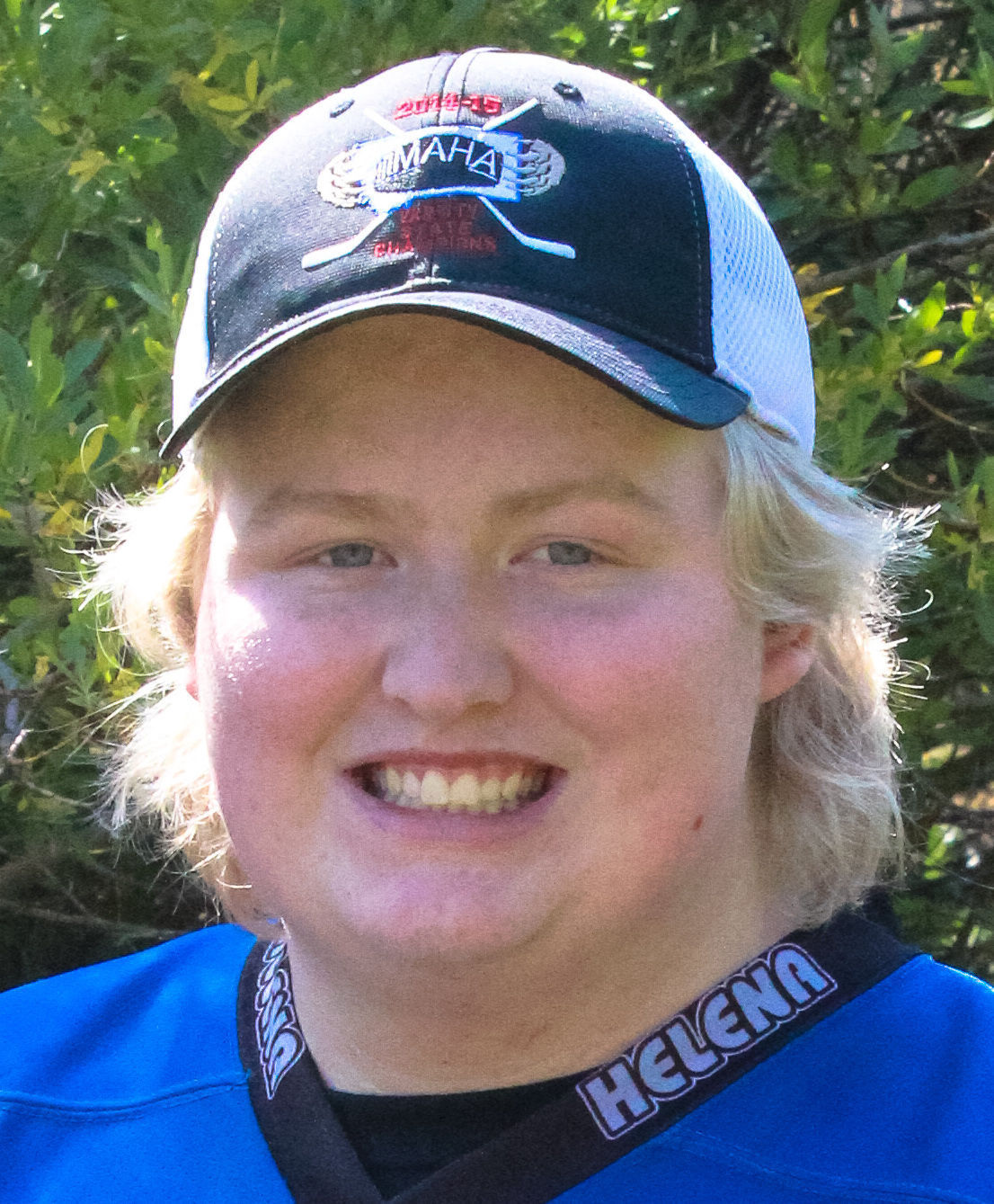 Morgan Butler - Helena Bighorns high school team