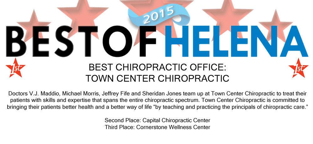 Best Chiropractic Office