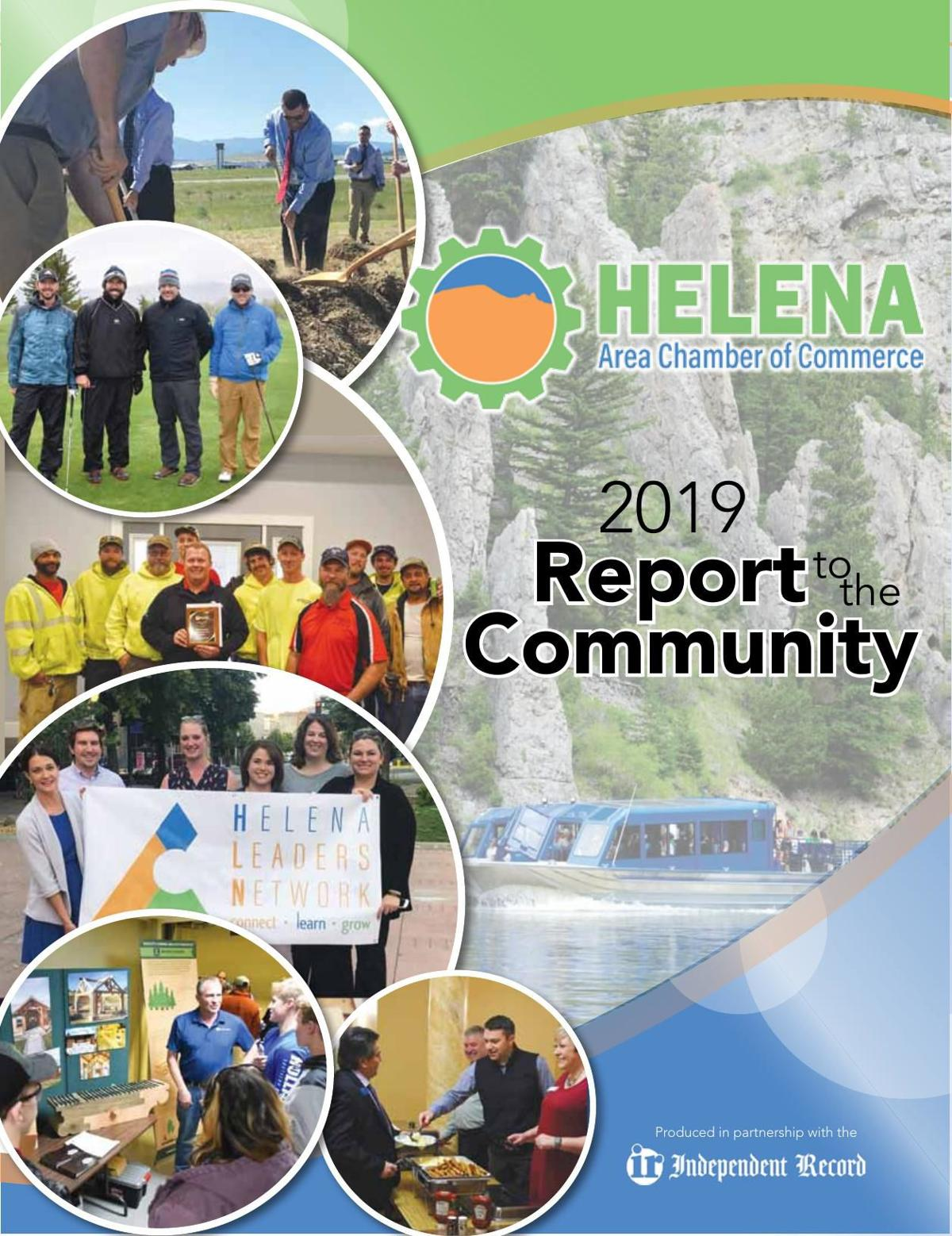 Helena Chamber Report to the Community 2019