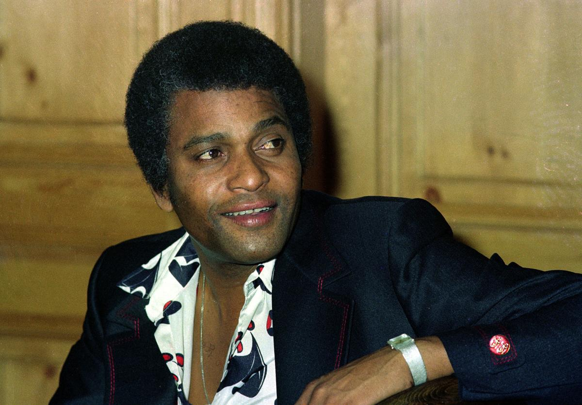 Charlie Pride Hits Amazing nuggets from helena: charley pride made his mark in helena history