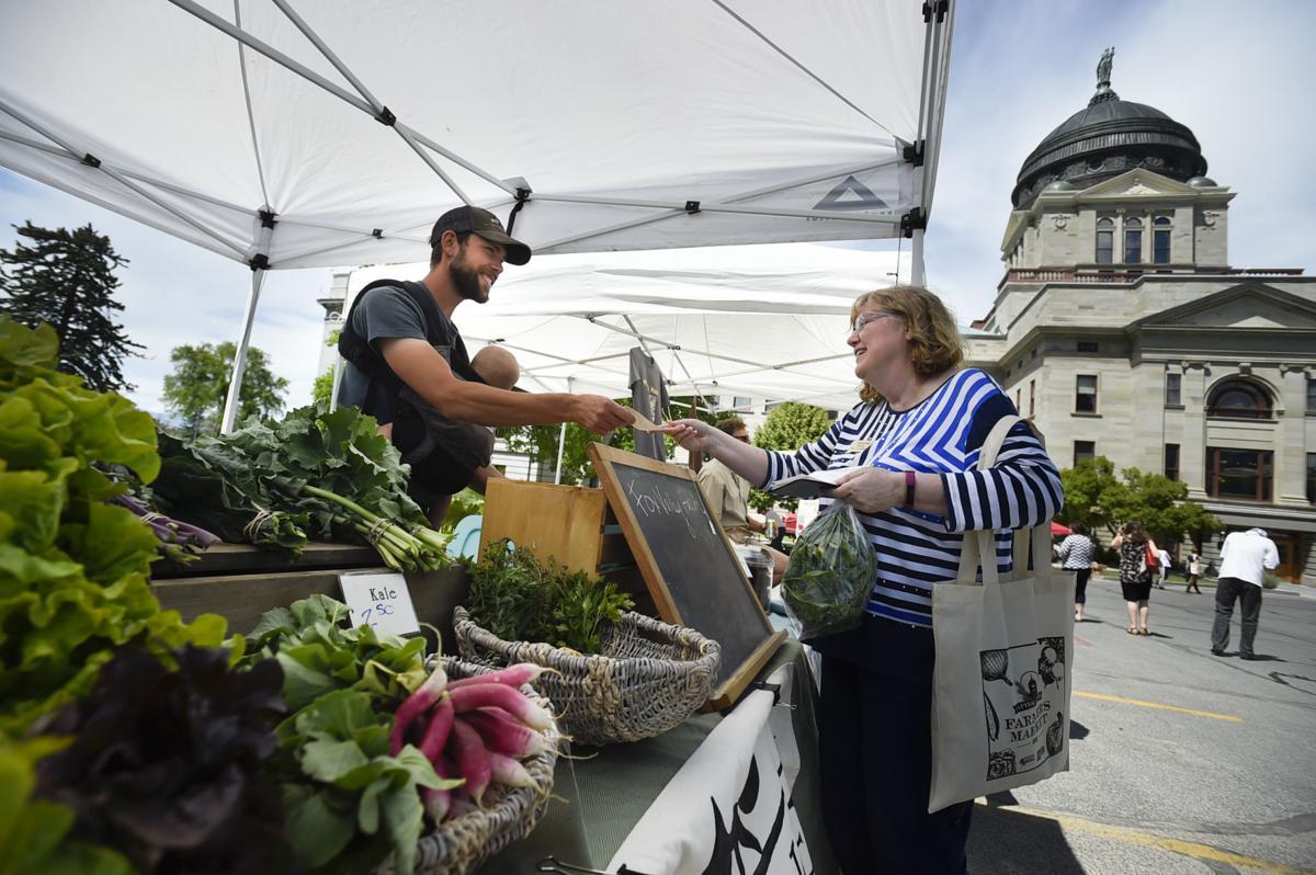 Capitol Square Farmer's Market