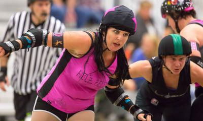 Helz Belles vs Snake Pit Derby Dames