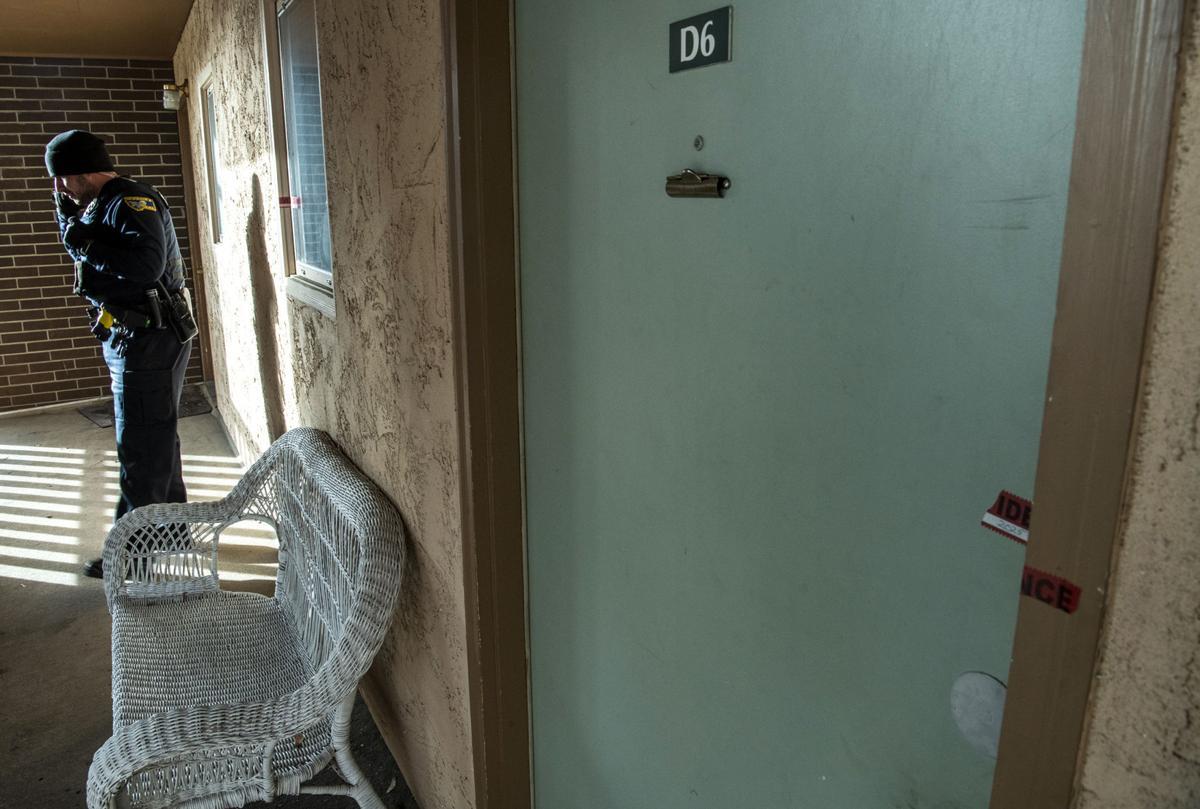 Parkside Village apartments homicide 01