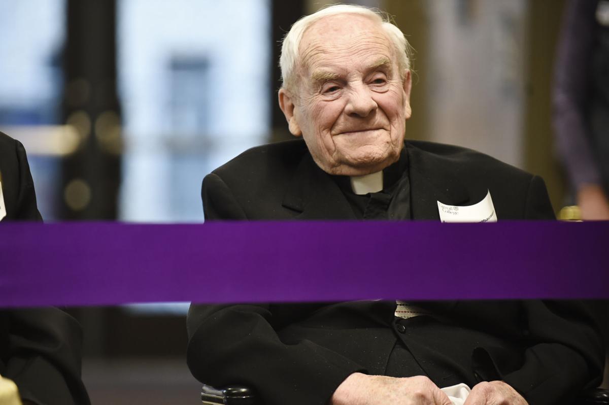 Archbishop Raymond Hunthausen