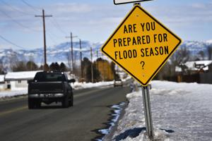 Gradual warming up bodes well for central Montana flooding, including in the Helena Valley