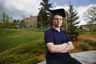 Carroll College Graduate Conor Coutts