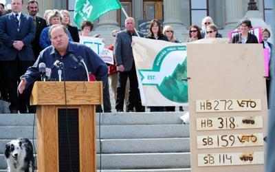 Governor's veto branding