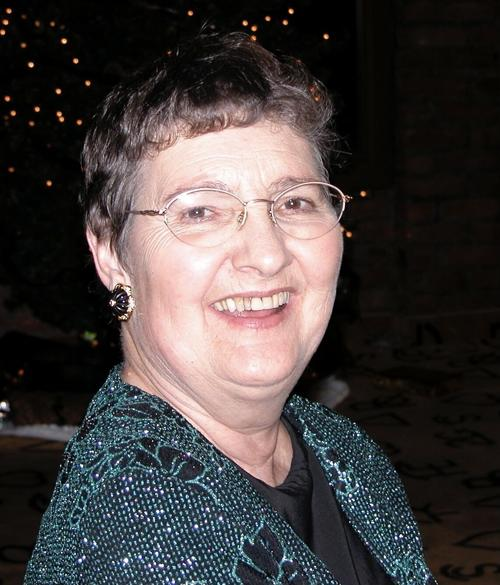 Donna Ruth (Dove) Welch