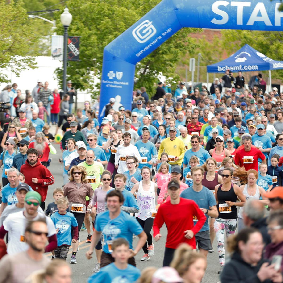 46th Governor's Cup turns Helena into Montana's running