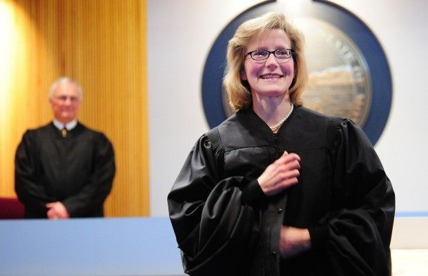 Montana Supreme Court Justice Beth Baker