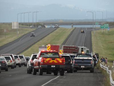 I-15 Wreck