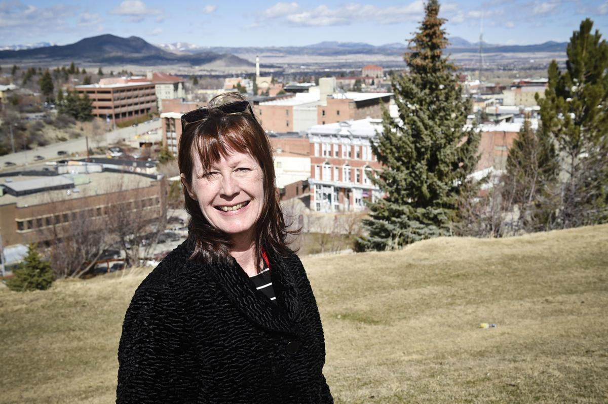 Renee Bauer, Executive Director of the Helena Business Improvement District