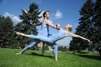 Ballet Montana takes flight