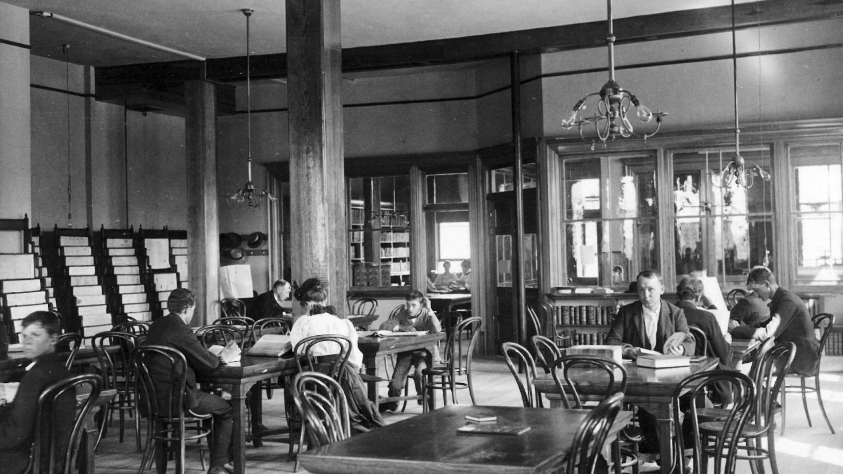 'Love Your Library': Lewis & Clark Library celebrates 150 years