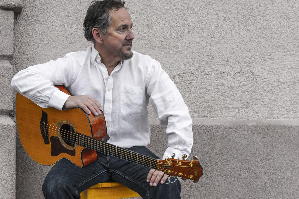 John Floridis, Missoula guitarist and singer-songwriter,
