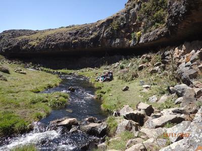 Early Ethiopian settlement