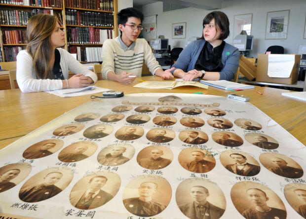 chinese translation project