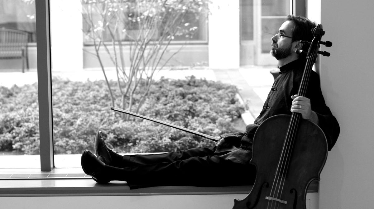Romanian Cellist Ovidiu Marinescu will perform as a guest artist for the 66th season of the Helena Symphony Orchestra.