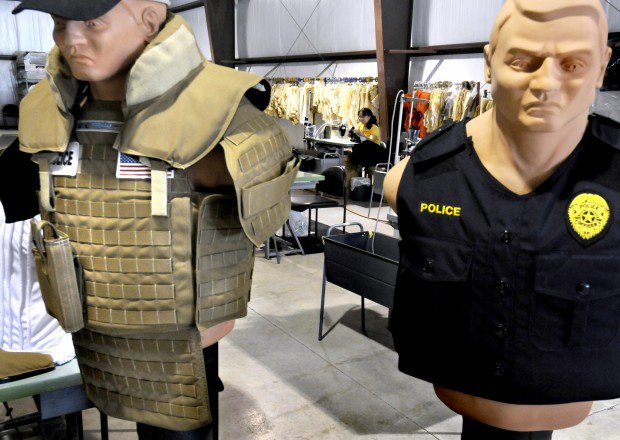 Body Armor Manufacturer Set Up Shop In Missoula Local Helenair Com A hippo has skin that's 1 1/2 inches (3.81 cm) thick and it's almost bulletproof so the answer to is a hippo's skin bulletproof? is no but it is almost bulletproof. body armor manufacturer set up shop in