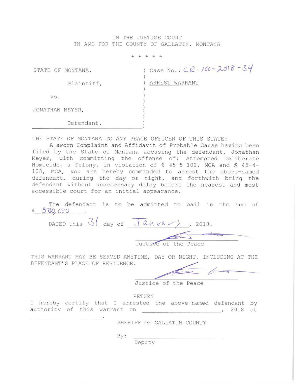 Meyer Warrant