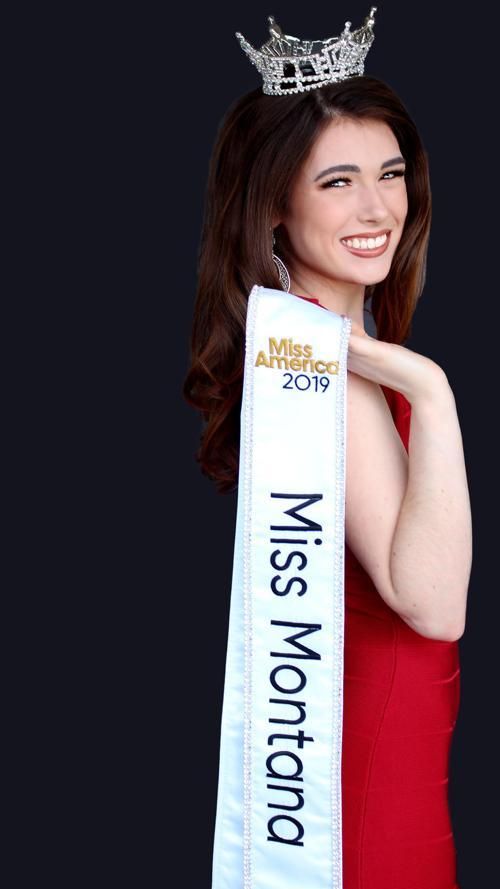 Miss Montana 2019 Mo Shea