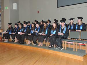 19 students receive diplomas from Helena Christian School