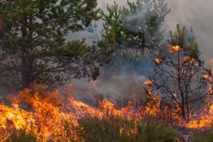 Saturday's weather forecast worries northwest Montana firefighters