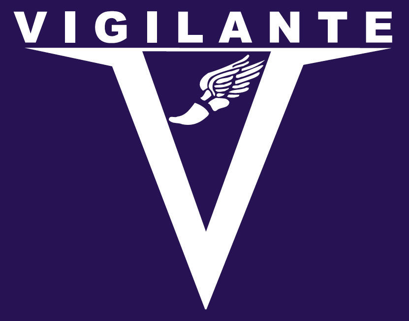 Helena Vigilante Runners Logo