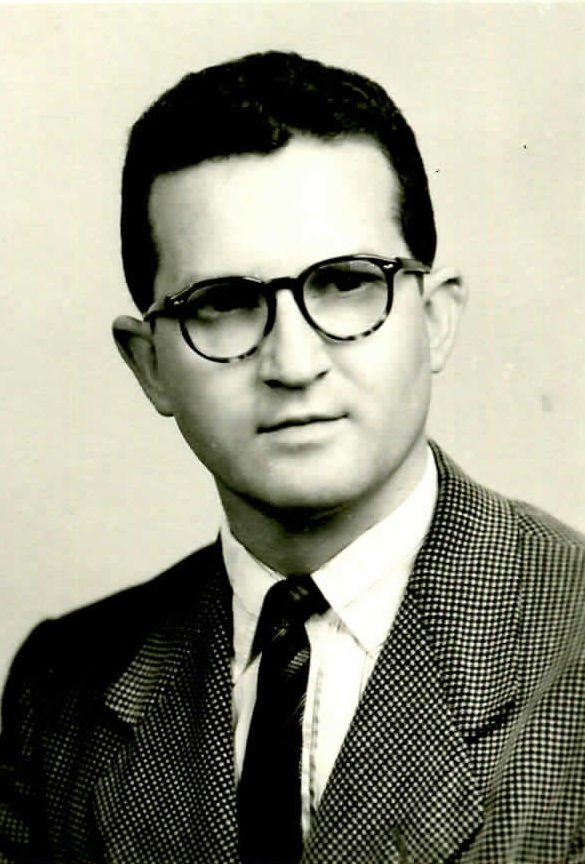 McMurray, George Ray PHD