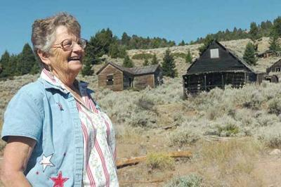 Comet ghost town: Silent witness to a thunderous past