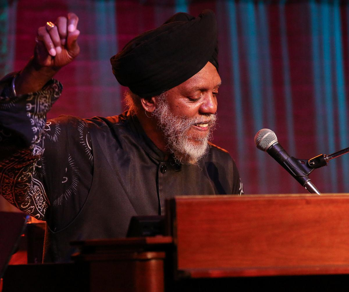 Jazz Master Dr. Lonnie Smith
