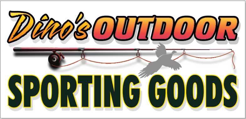 dinos outdoor sporting goods