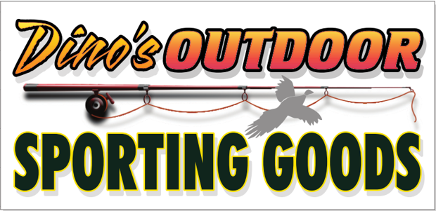 dino's outdoor sporting goods