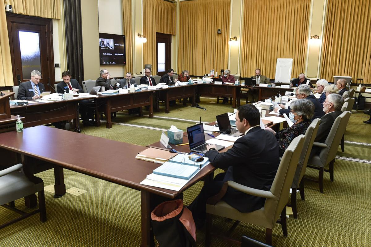 The Senate Finance and Claims Committee