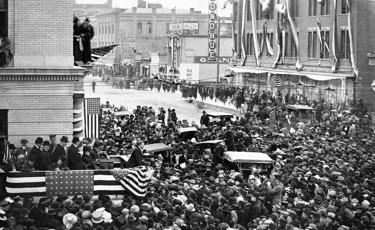 Theodore Roosevelt in Missoula