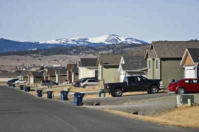 North Star subdivision