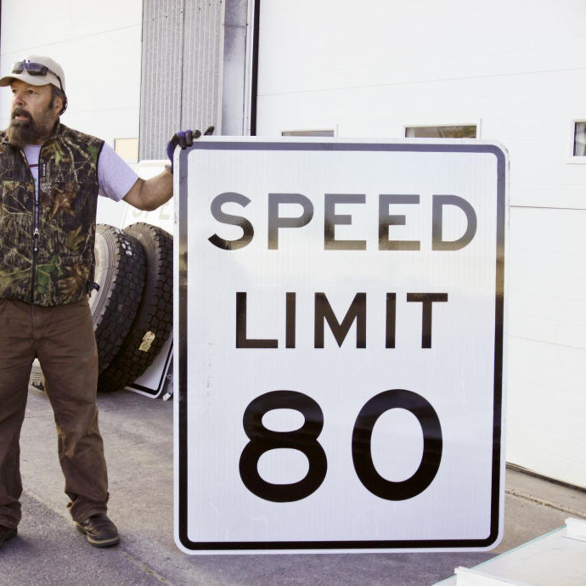 80 mph: Speed limit to increase on most – but not all
