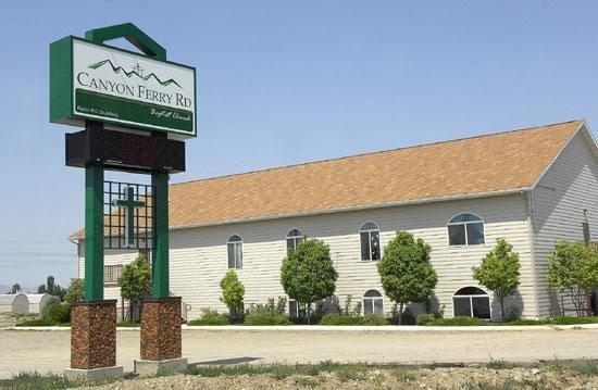 Canyon Ferry Road Baptist Church