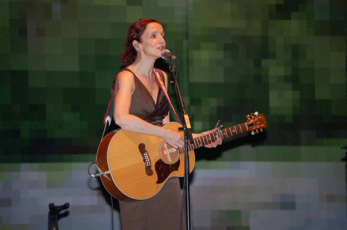 Seven-time nominated Grammy Award-winning Patty Griffin