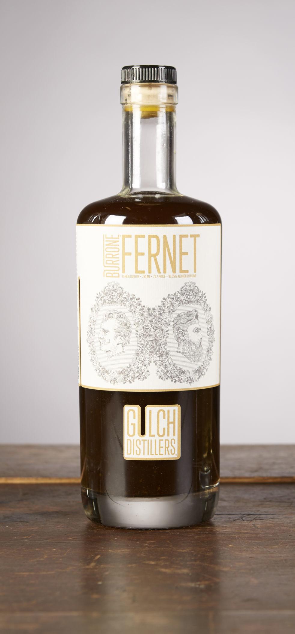 Gulch Distillers Burrone Fernet